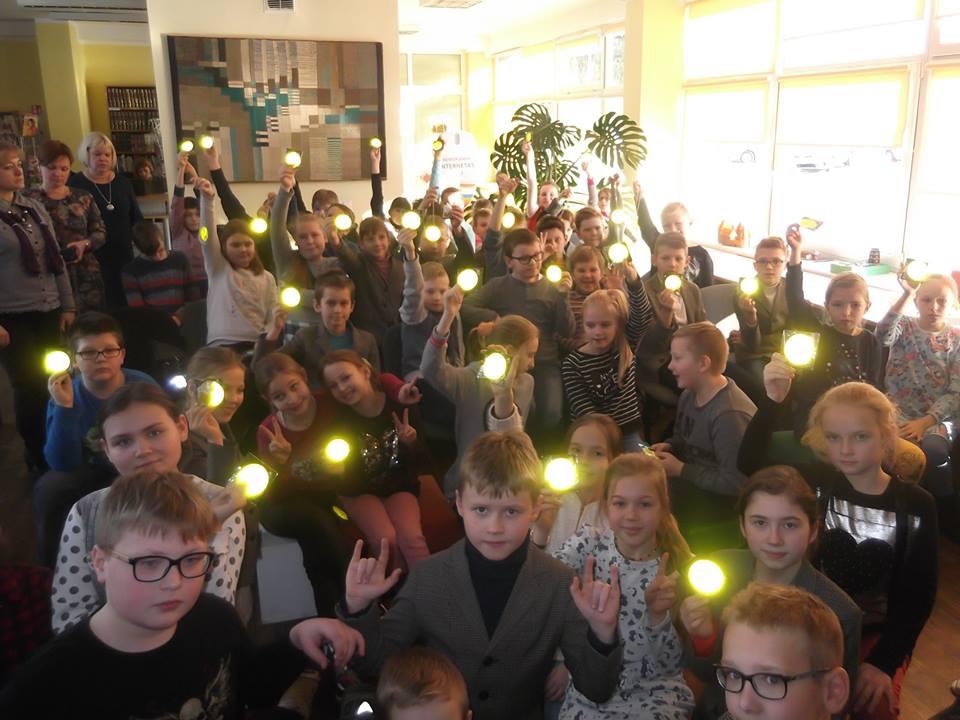 """Projekto """"Eismo saugumas bendruomenėse – 2017"""" finalinis renginys"""